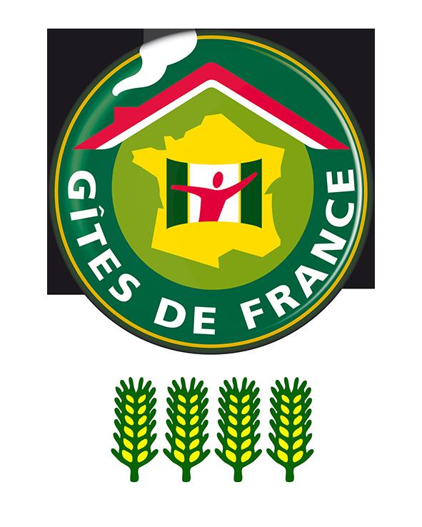 Gîte de France 4 épis