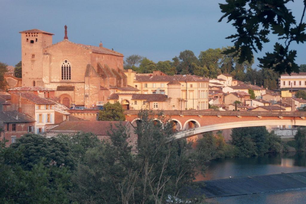 Gaillac ville du Tarn